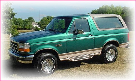ford bronco owners manual 1996 free download repair service owner rh vehiclepdf com 2018 Ford Bronco 2020 Ford Bronco