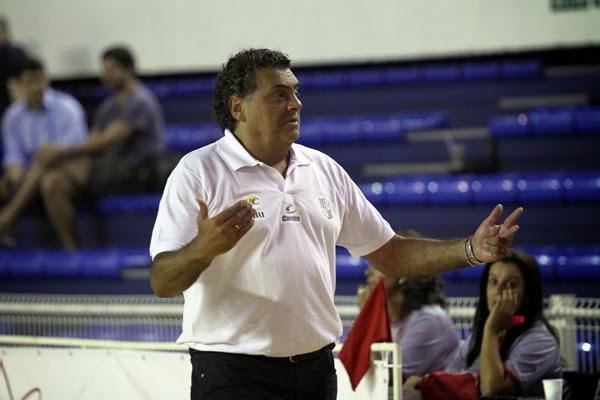 Carlos Romano novo técnico Uberlândia Unitri
