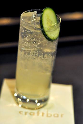 Improved Gin & Tonic - Craftbar - New York, NY   Taste As You Go