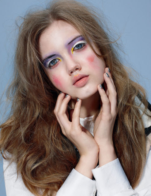 American Model Lindsey Wixson
