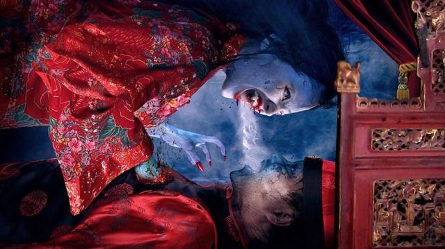 Hình ảnh phim Cô Dâu Quỷ