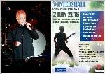 ROGER TAYLOR Wintershall Charity Rock Concert 2 de julio