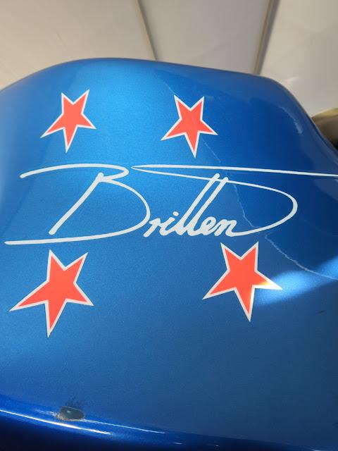 Britten Logo
