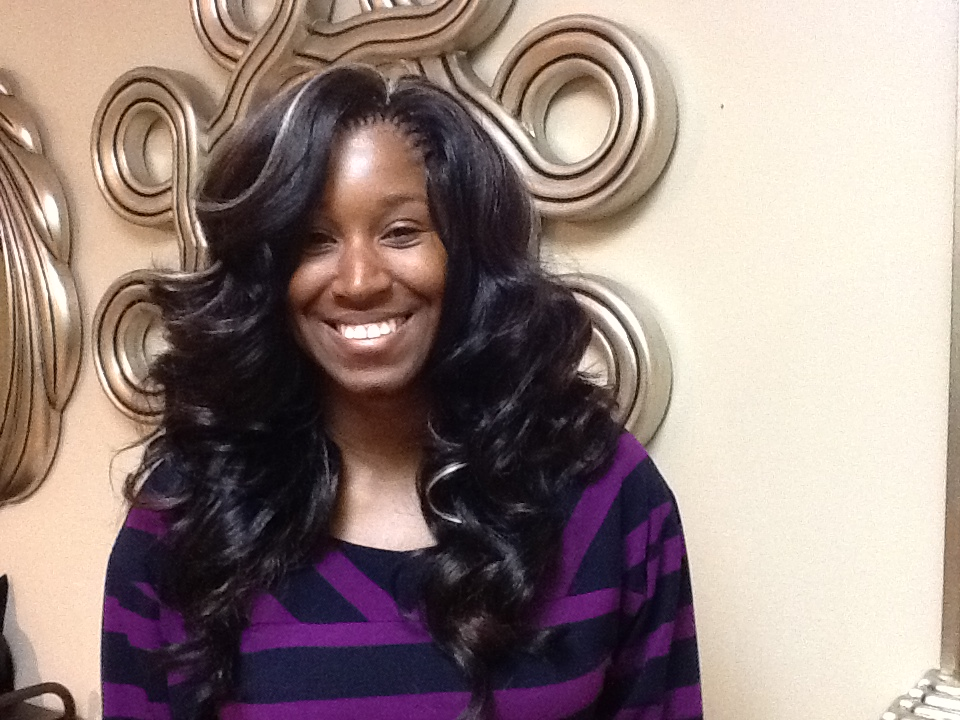 Crochet Hair Body Wave : Tree Braids with Body Wave Hair