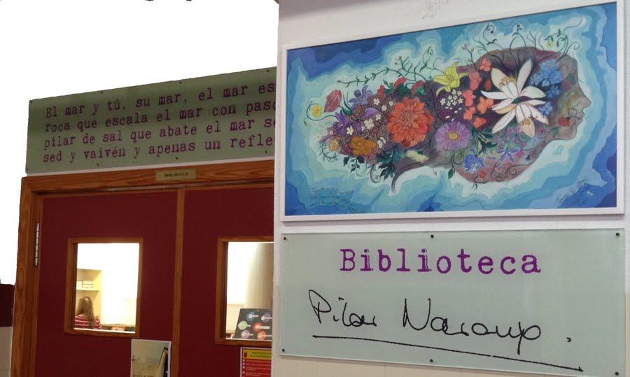 Biblioteca IES Mar Menor