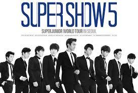 Jadwal Konser Super Show 5 Tour