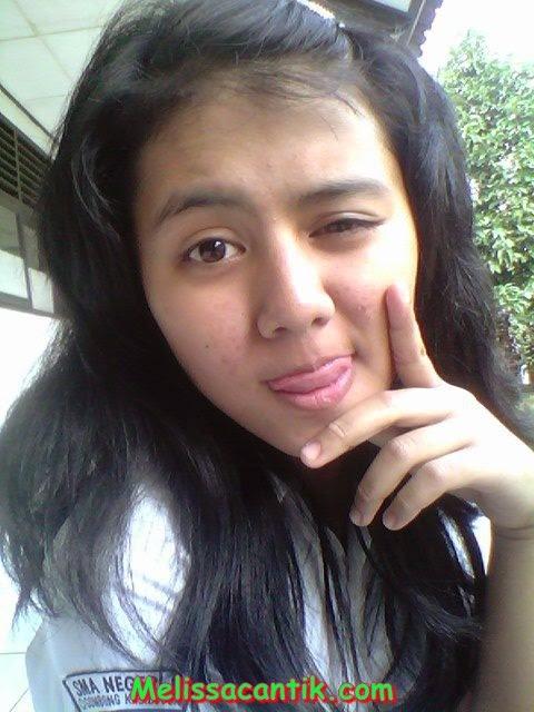 ... Gita Sherillia, Cewek SMA Bogor Cantik Jelita Belajar Modeling Terbaru