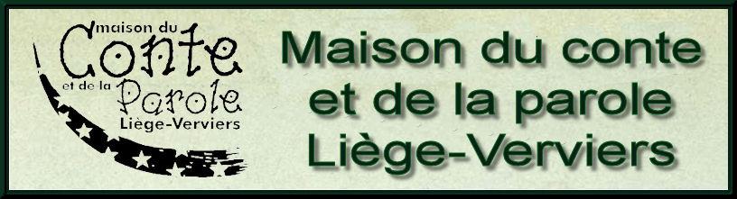 Maison du conte et de la parole Liège-Verviers