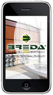 Breda Sistemi Industriali iOS (iPhone) App