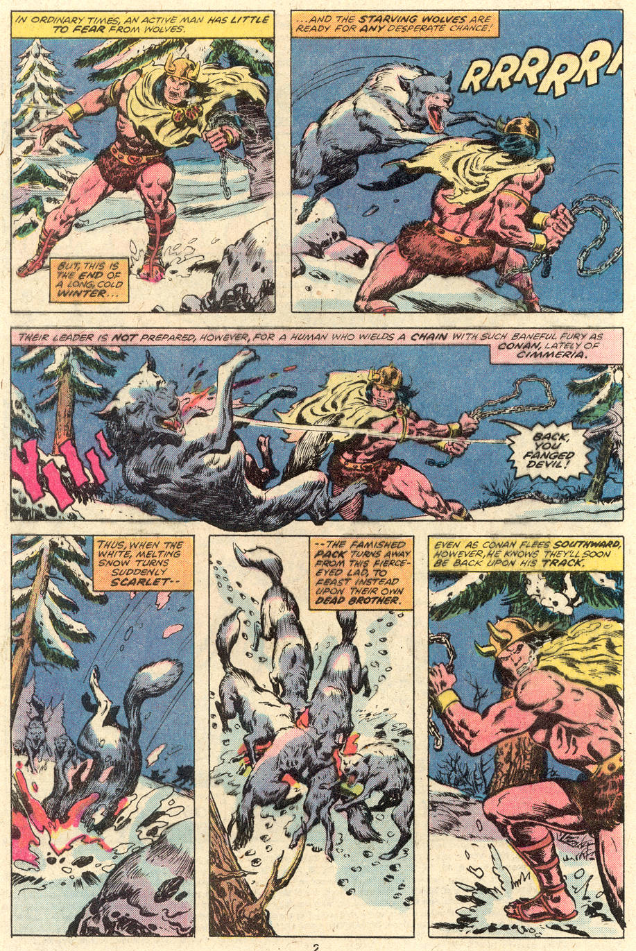 Conan the Barbarian (1970) Issue #92 #104 - English 3