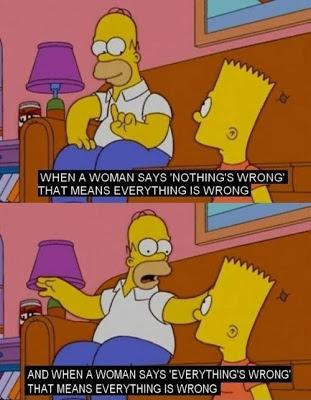 Good Simpsons quote