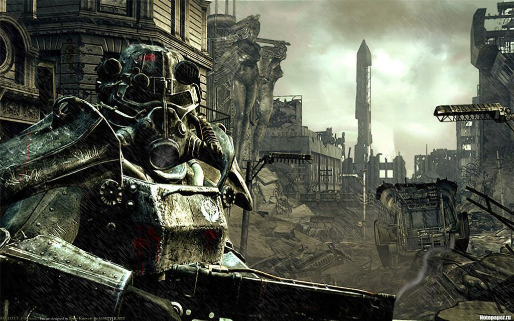 Fallout HD & Widescreen Wallpaper 0.810468075951968