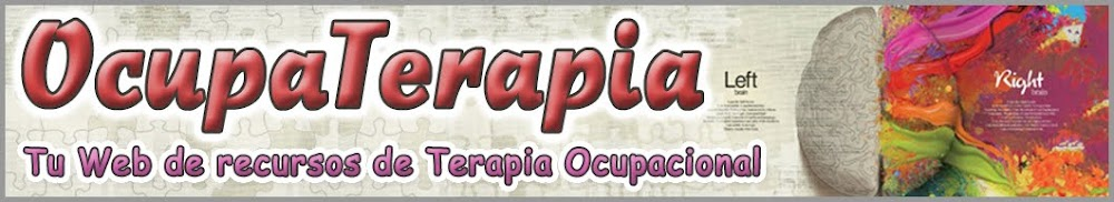 OCUPATERAPIA - TERAPIA OCUPACIONAL Y NEURORREHABILITACIÓN (Occupational Therapy)