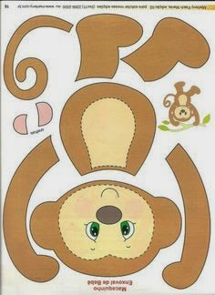 ACCESS PDF LARGE FILE GET DECORATING IDEAS FOR THIS MONKEY PAPER BAG