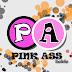 pink ass       t-shirt