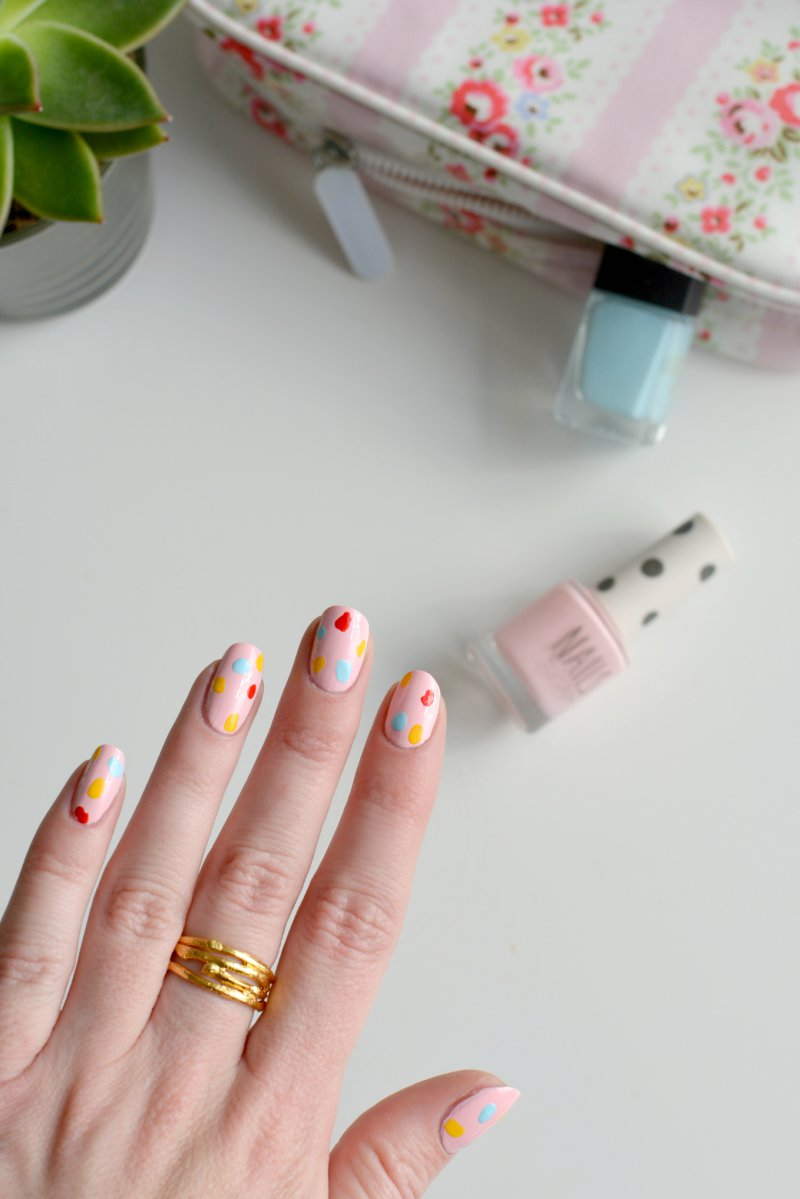 Nails Easy Leopard Nail Art Burkatron