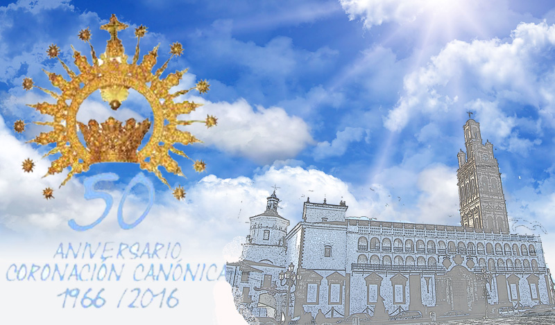 L Aniversario Coronación Canónica Sta. María de la Granada Llerena (Badajoz)