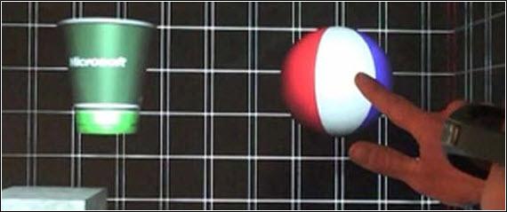 Tecnología que permite sentir la textura de un objeto 3D