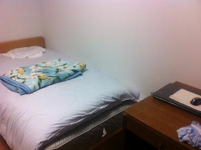 Refleksi Satu Tahun Bagian 10 : keadaan kamar