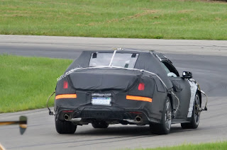 Ford Mustang 2014 rear