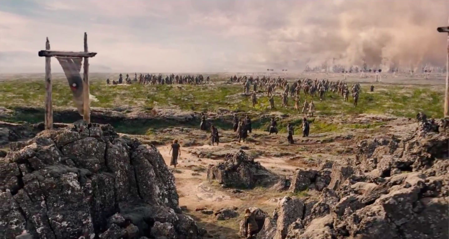 Noah – The Bloodline of the 'Watchers' and the Beginning of the 'End' Noah-movie-trailer-hd-stills5