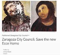 A favor del Cristo de Borja de Cecilia, Ecce Omo