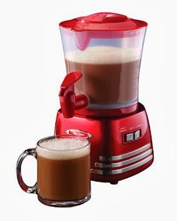 Retro Hot Chocolate Maker