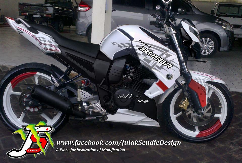 Modif Yamaha Byson