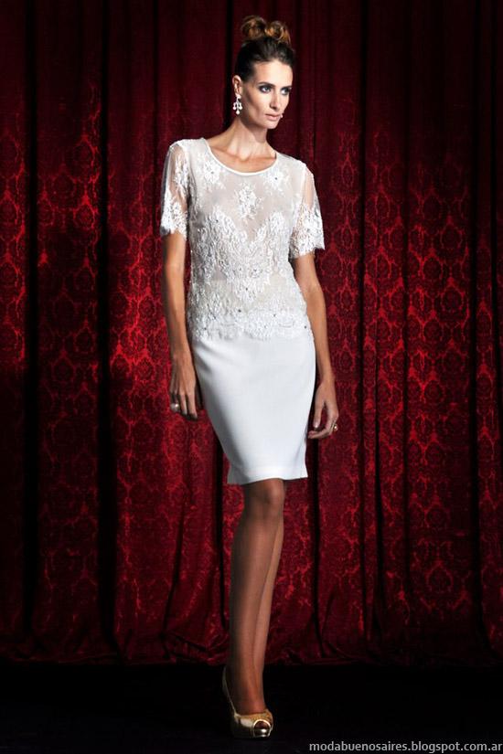 Solo Ivanka moda invierno 2013 vestidos