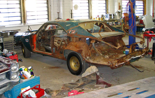 Kustom Paint By Perry S The First General Lee