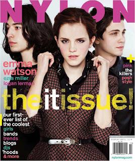 Esquire &  Nylon Magazyny