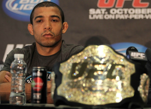 ufc mma featherweigh champion jose aldo picture image