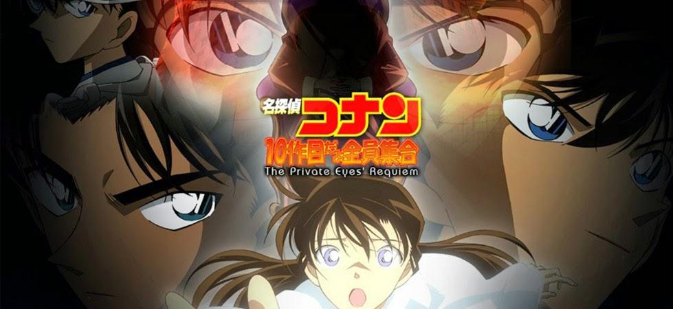 Phim Thám Tử Conan Phần 10-Conan Movie 10