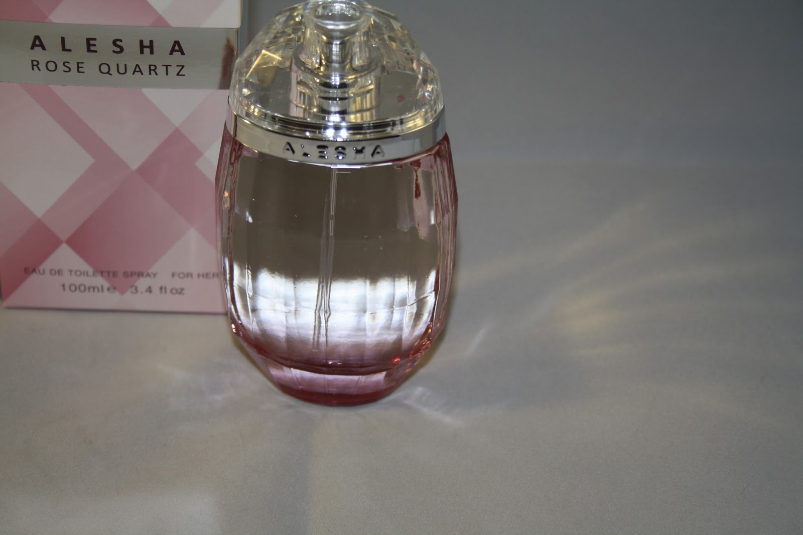 Alesha Dixon Rose Quartz Perfume