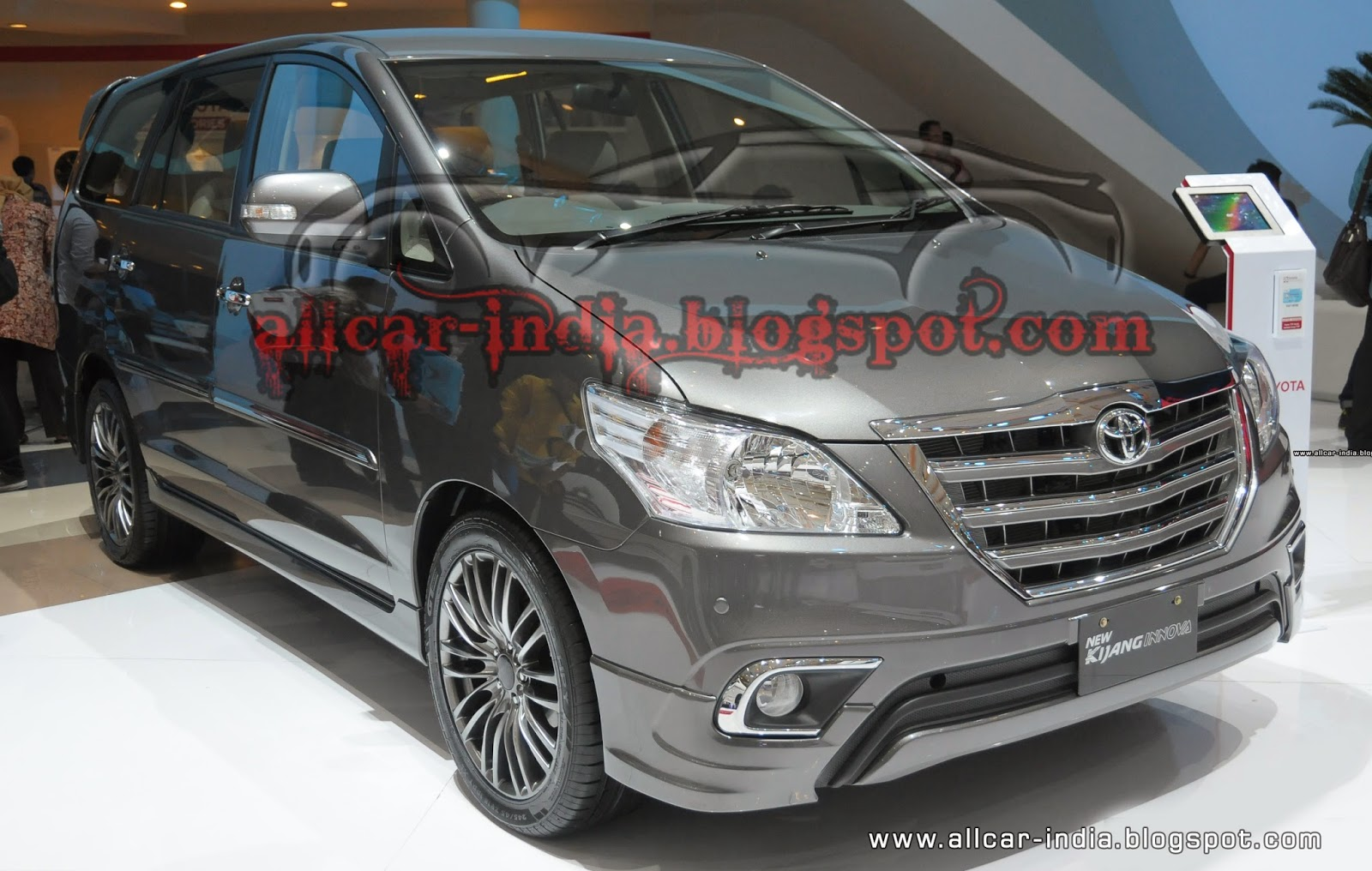 The first innova came to india in 2005 eight years down the line nothing much has changed it s gone through its third facelift and multiple price increase