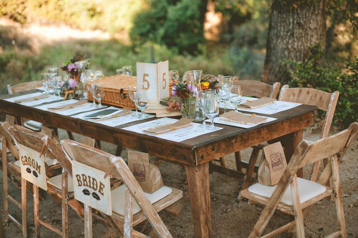 Ah Como Eu Amo Casamentos No Jardim Com Decorações Simples ~ Casamento No Jardim Simples