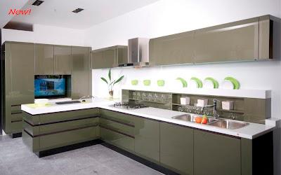 Desain Dapur Minimalis 2013