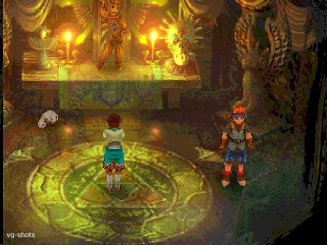 Download Game Chrono Cross PS1 Full Version Untuk PC