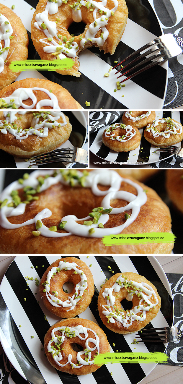 rezept cronuts mit zitronenglasur pistazien miss von xtravaganz lifestyle beautyblog. Black Bedroom Furniture Sets. Home Design Ideas
