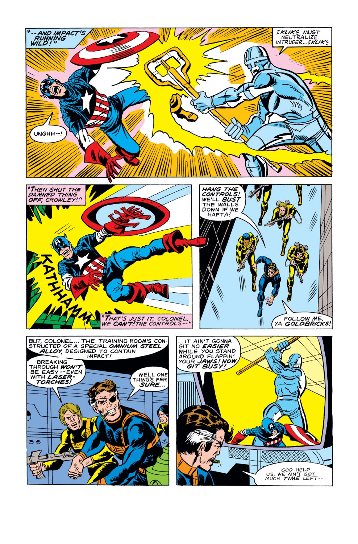 Captain America (1968) Issue #226 #140 - English 6
