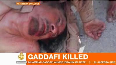 la proxima guerra gaddafi muerto libia sirte