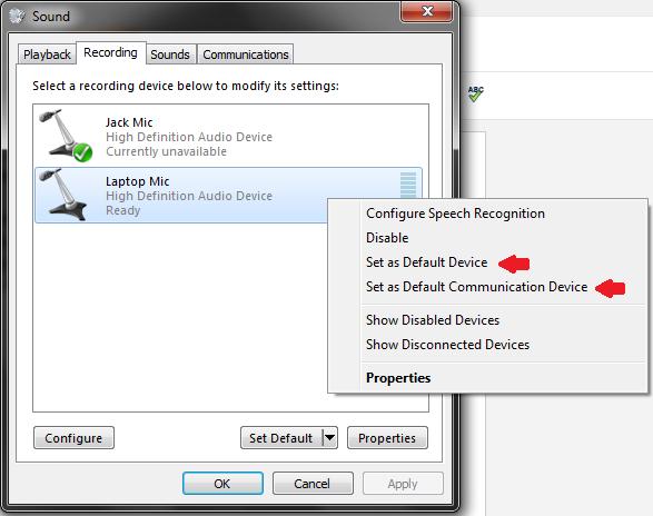 Restore Volume Icon On Bar : Asus microphone skype problem fix windowsbro windows