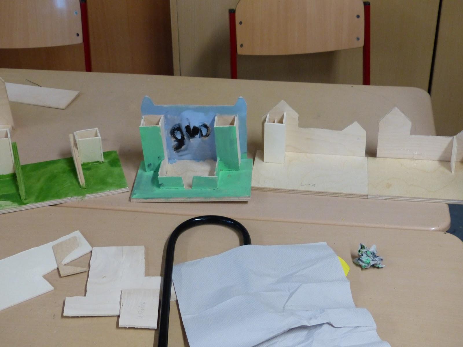 Zettelbox stiftehalter aus holz werken in der grundschule for Schreibtisch grundschule