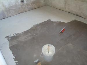 La casa de la totora formula microcemento cemento alisado for Piso cemento pulido blanco