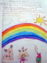El arcoiris mágico