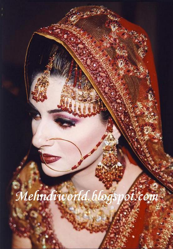 Wonderful Beautiful Pakistani Bridal Makeup 555 x 800 · 90 kB · jpeg