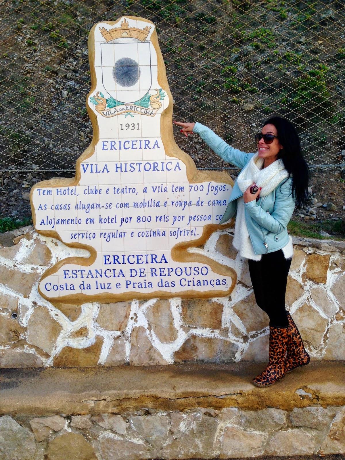 ERICEIRA | ESTANCIA DE AMOR