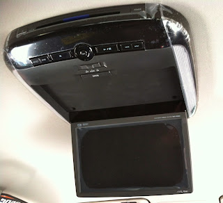 Alpine Overhead DVD Player Chevy Traverse