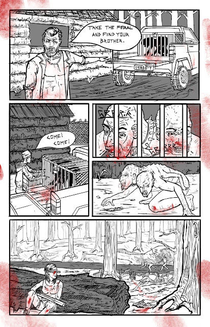 The Highridge Massacre artwork