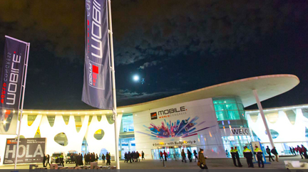 AU COEUR DU MOBILE WORLD CONGRESS